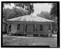 View of front. - I. B. Callaway Estate, 308 Mercer Avenue, Albany, Dougherty County, GA HABS GA-1174-2.tif