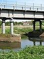 View through the steel girders - geograph.org.uk - 1272976.jpg