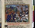 Vigiles de Charles VII, fol. 210, Bataille de Bergerac (1450).jpg