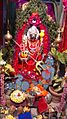 Vijayadashami special decoration For Goddess Mahalakshmi.jpg