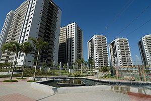 Rio 2016 Olympic Village - Rio de Janeiro 2016 Olympic Village