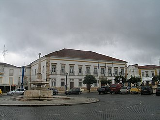 Vila Viçosa - Image: Vila Viçosa Paços do Concelho