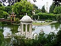 Villa Durazzo-Pallavicini - the lake.JPG