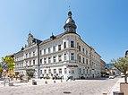 Villach Perau Hans-Gasser-Platz 8 Bank Austria Creditanstalt SO-Ansicht 02072018 3794.jpg
