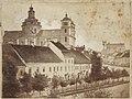 Vilnia, Vialikaja. Вільня, Вялікая (1863).jpg