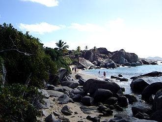 The Baths - Image: Virgin Gorda 12