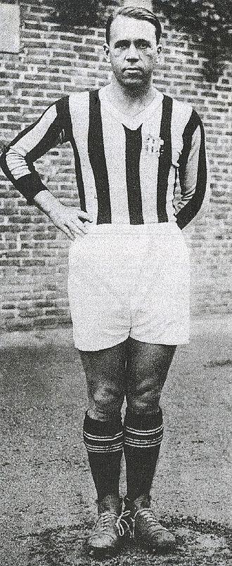 Virginio Rosetta - Rosetta with Juventus in the 1930s