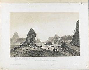 Vista tomada de Ingá (St. Domingo)