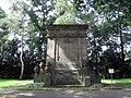 Voerde, Friedrichsfeld, Franzosenfriedhof, Ehrenmal.JPG