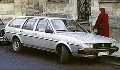 VW Passat B2 1980-85