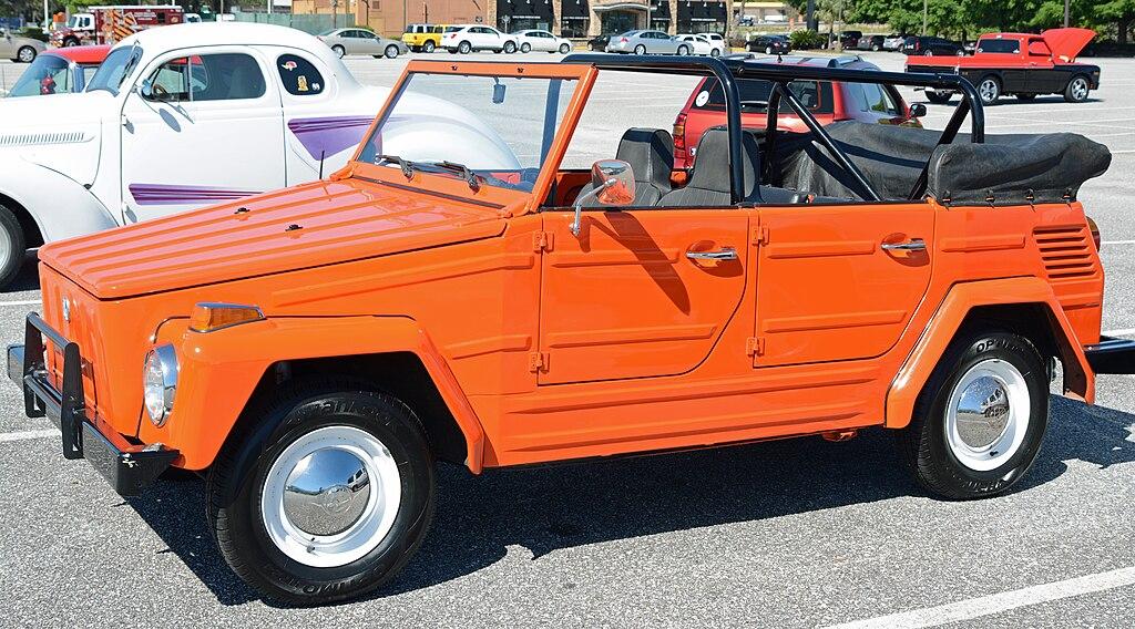 Volkswagen Thing (orange)