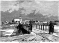 Vore Forposter ved den nordlige Ende af Jernbanebroen i Rendsborg.png