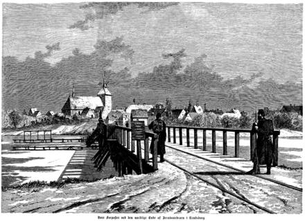 Dating gamle jernbanespidser