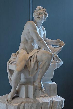 græsk havgud søn af himmel og jord