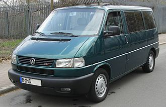 Volkswagen Transporter (T4) - SWB long-nosed Multivan