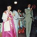 WG Korean Baseball fans July 1981.jpg