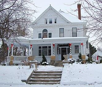 Sleepy Eye, Minnesota - Image: WW Smith House