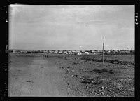 Wady Sha'ib Es-Salt, Amman, etc. British frontier post at Zerka LOC matpc.15301.jpg