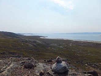 Wager Bay - North shore