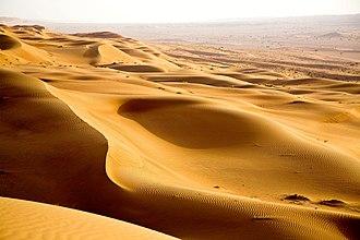 Sharqiya Sands - Image: Wahiba Sands (7)