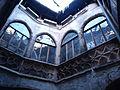Waidhofen-Ybbs Gotischer Innenhof Foto 7 Stefanie Gruessl.JPG