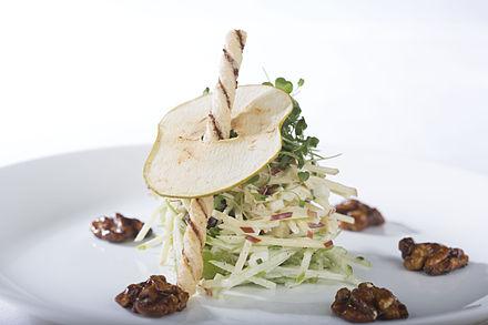 Вальдорфский салат с фото