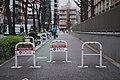 Walking over to the station in Shinagawa, Tokyo.jpg