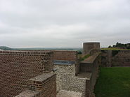 Walls of Montreuil-sur-Mer, France