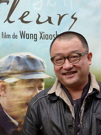 Chinese director Wang Xiaoshuai