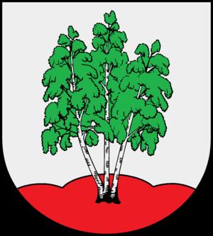 Bark, Germany - Image: Wappen Bark