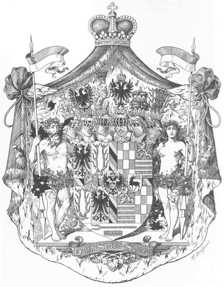 Coat of arms of Schwarzburg-Rudolstadt
