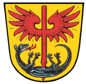 Sossenheim - Image: Wappen Frankfurt Sossenheim