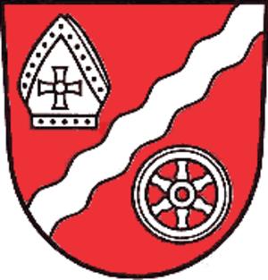 Jützenbach - Image: Wappen Juetzenbach