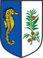 Coat of arms of Zinnowitz