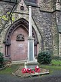 War Memorial, St Marys Church, Wavertree. - geograph.org.uk - 1516615.jpg