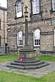 War Memorial - Heckmondwike URC - High Street - geograph.org.uk - 706909.jpg