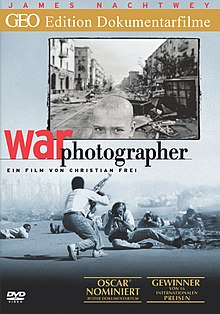 Description de l'image  War Photographer movie poster.jpg.