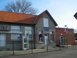 Warlencourt-Eaucourt - Mairie.JPG