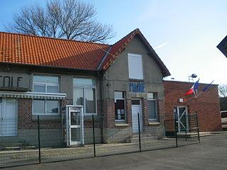 Warlencourt-Eaucourt Commune in Hauts-de-France, France