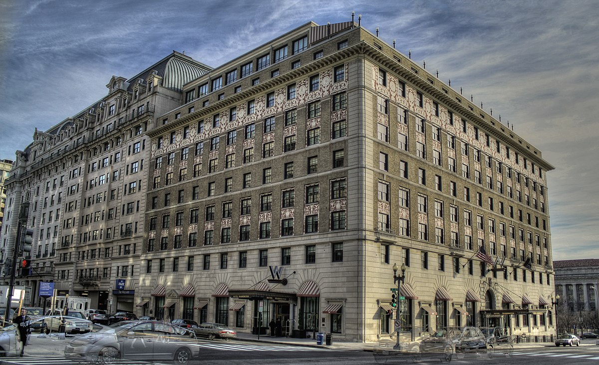 Washington Dc Hotels >> Hotel Washington Washington D C Wikipedia