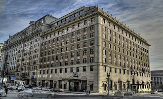 W Hotels - Image: Washington Hotel HDR