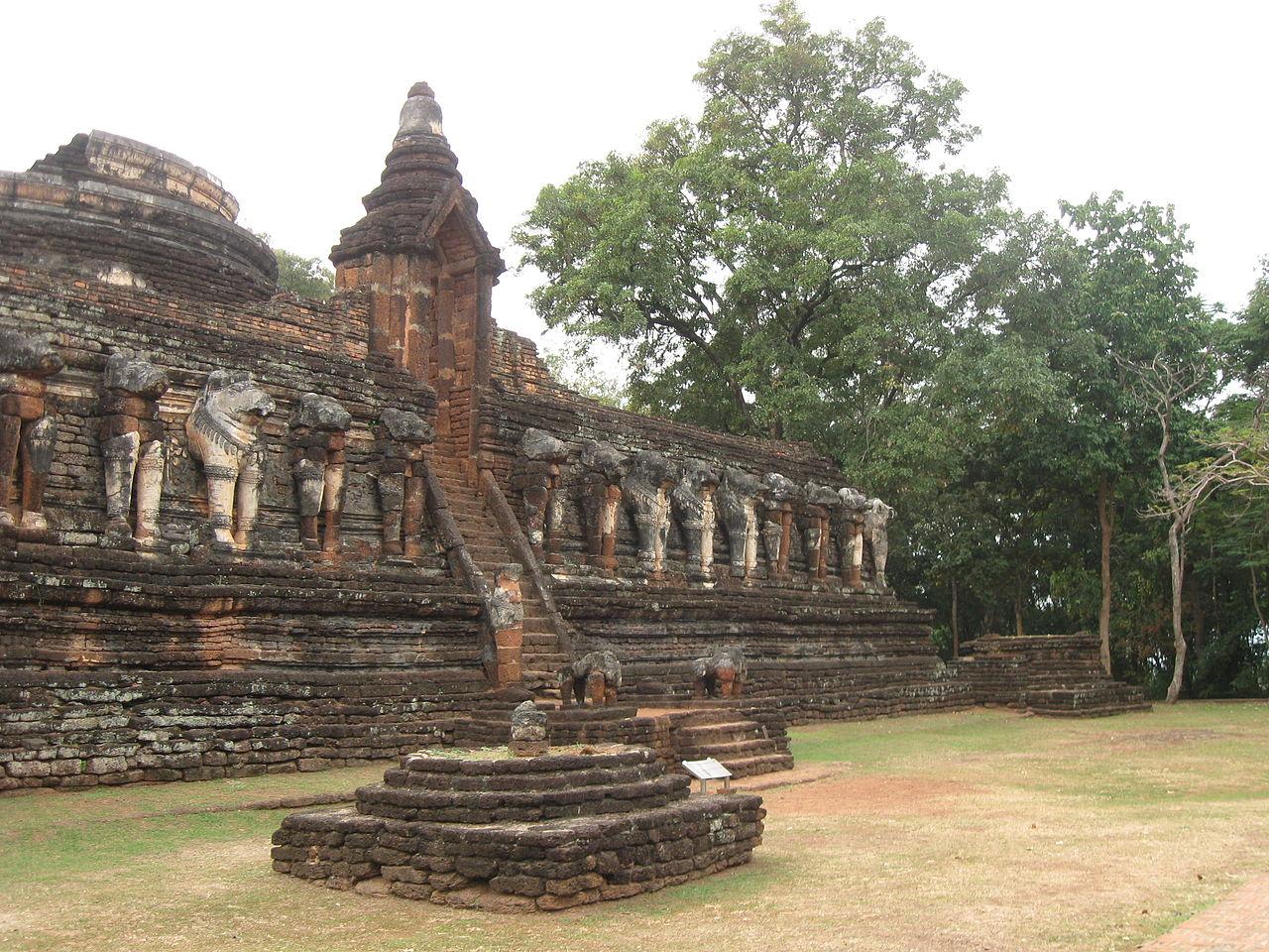 File:Wat Chang Rop (Kamphaeng Phet) 09.JPG - Wikimedia Commons