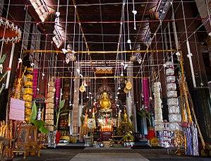 Lu people - Image: Wat Nong Daeng 2014 b