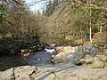 Waterfall at Betws-y-Coed - geograph.org.uk - 463167.jpg