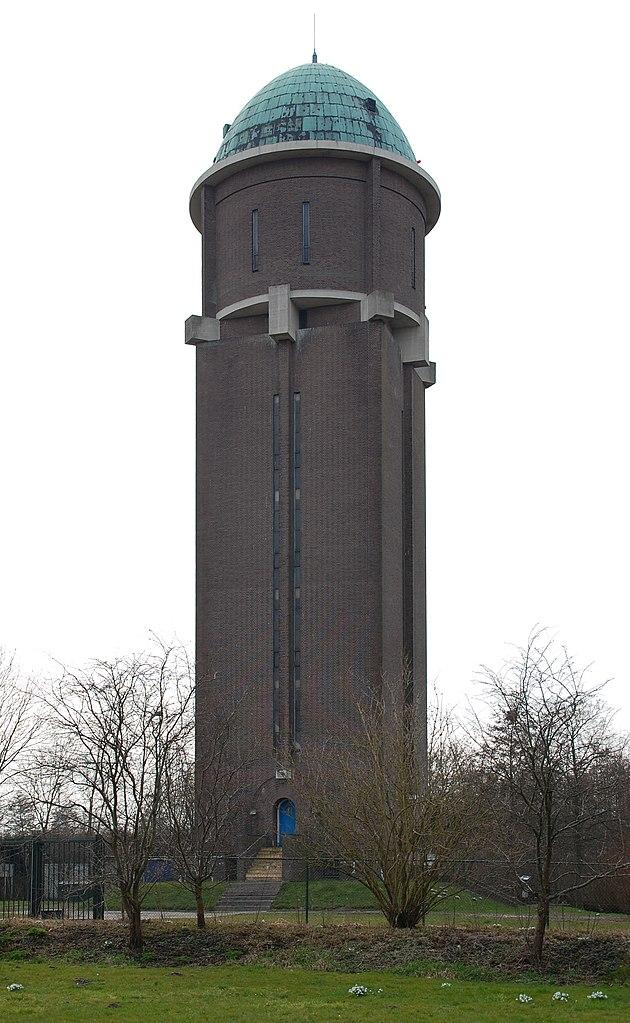 File Watertoren Bergambacht Jpg Wikimedia Commons