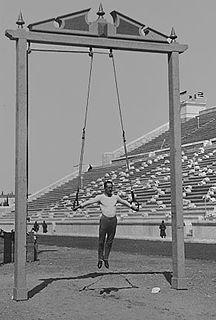 Gymnastics at the 1896 Summer Olympics – Mens rings Gymnastics at the Olympics