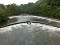 Weirs at Milford - geograph.org.uk - 1343652.jpg