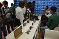 West Bengal Police Pavilion Interior - 41st International Kolkata Book Fair - Milan Mela Complex - Kolkata 2017-02-04 5148.JPG