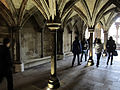 Westminster abbey, chiostro 03.JPG
