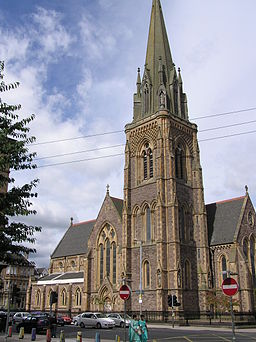 The Cathedral Church of St Mary the Virgin